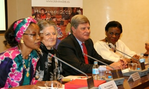 Intervención de Christiane Kadjo