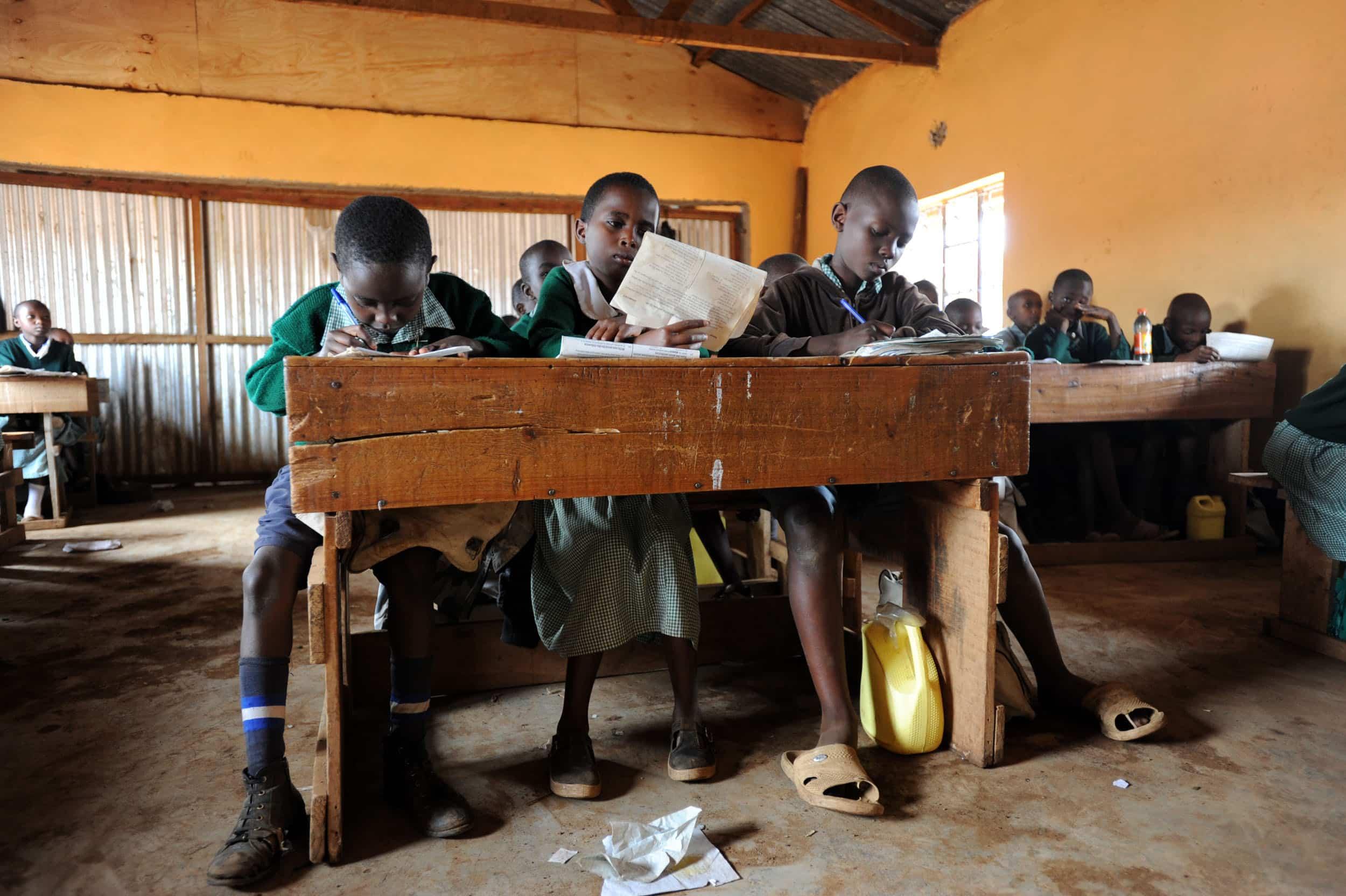 Kibondeni College: Formacion en hospitalidad en Kuruwitu, distrito de Kilifi