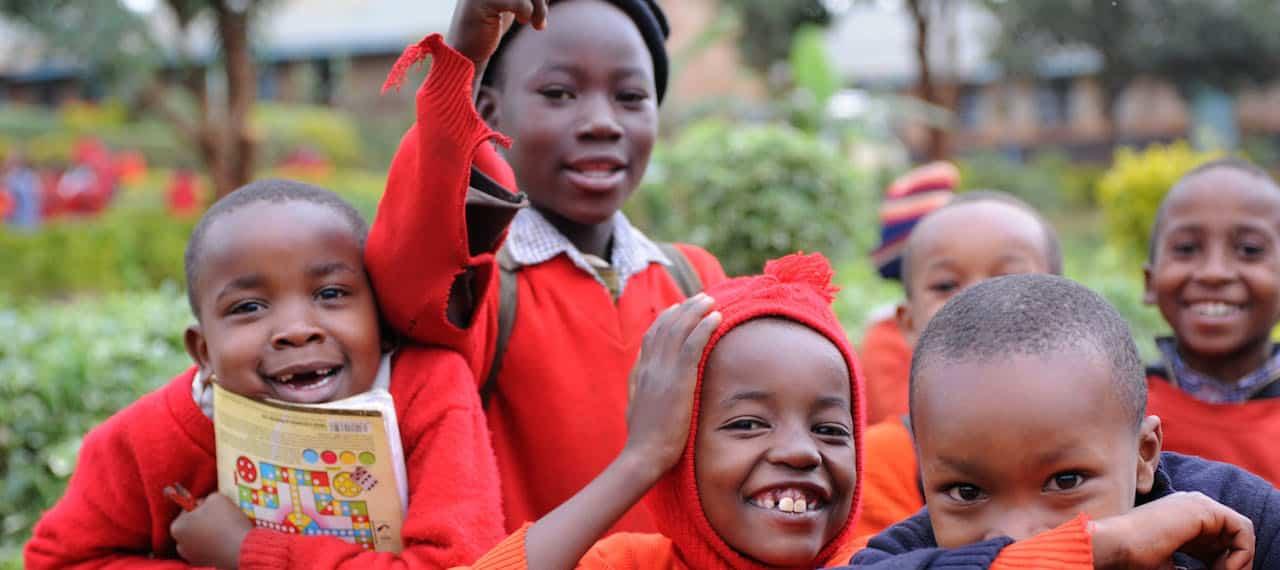 Proyecto para reforzar la instrucción de niños en Nima, Parakou