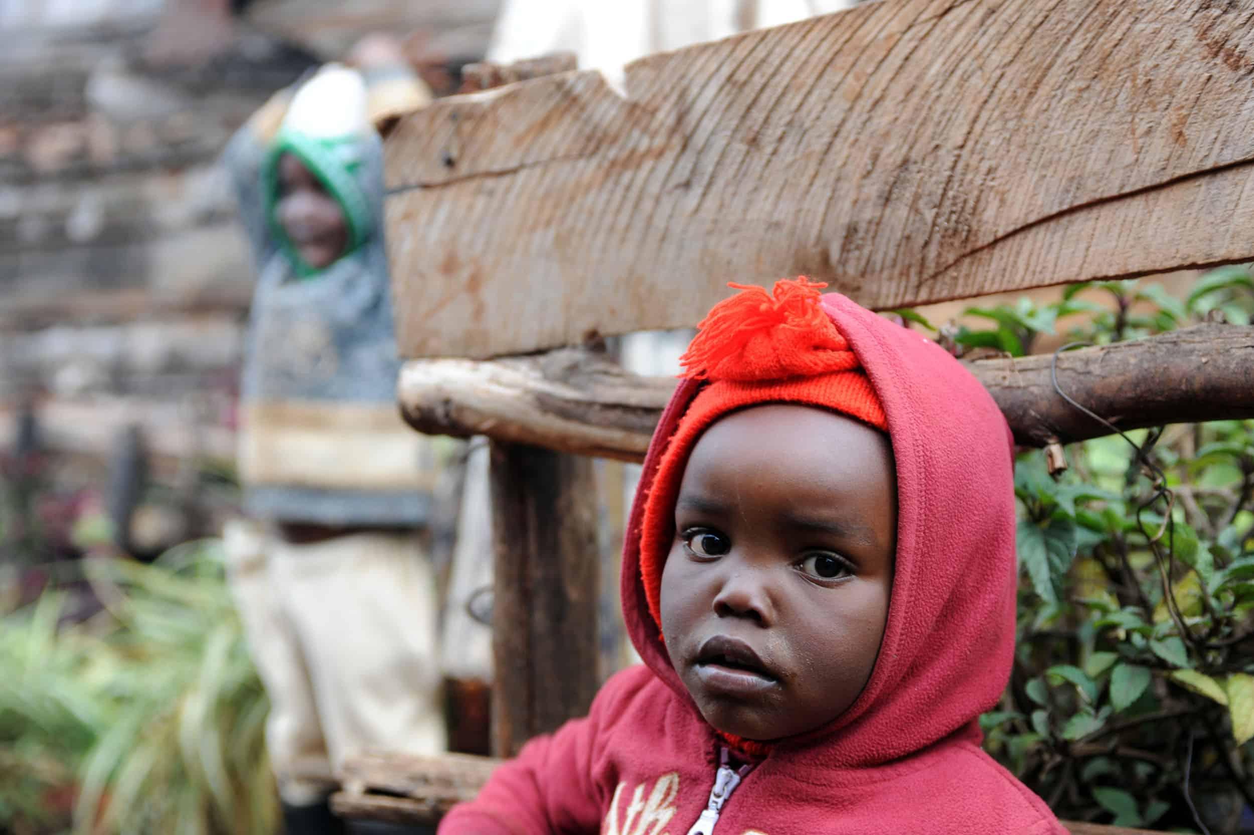 SOS – High-risk Children (Niños en riesgo)