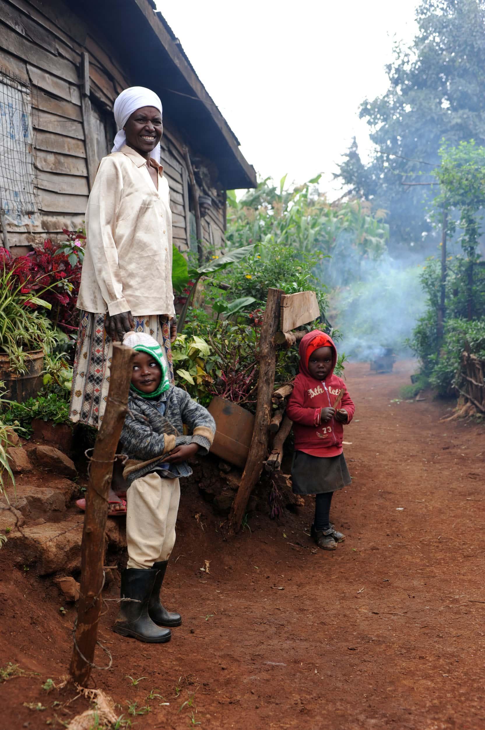 Salud de la mujer en la zona rural de Anambra