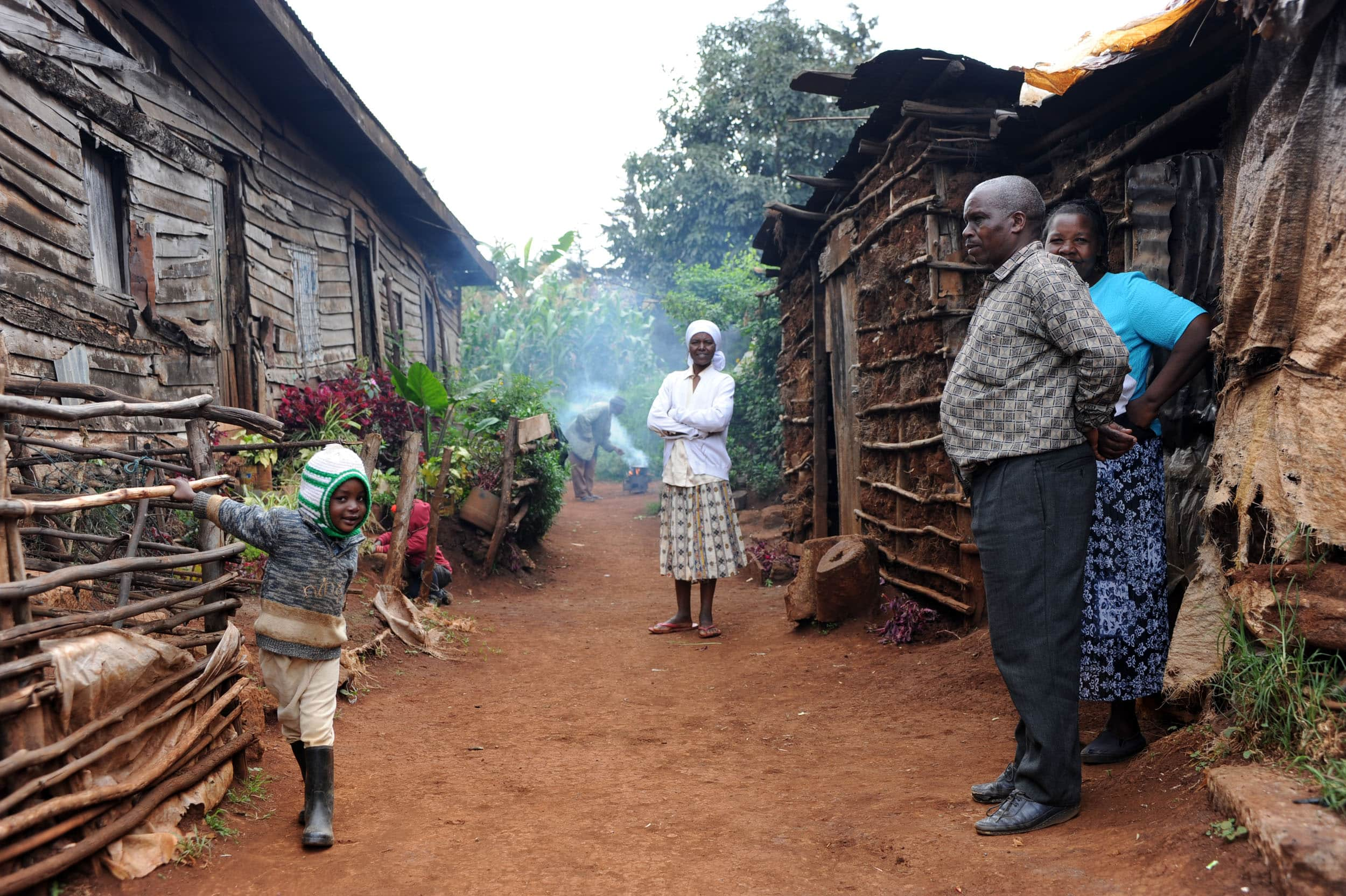 Proyecto en Abidagba Health Centre