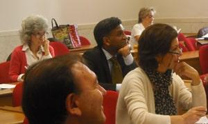 Los días 18 y 19 de Octubre ha tenido lugar en Roma la reunión anual de Harambee Internacional