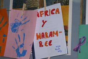 1500 personas celebran en Monaita un día solidario con África