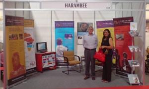Harambee participa en la 75 Edición de la Feria Internacional de Muestras de Valladolid.