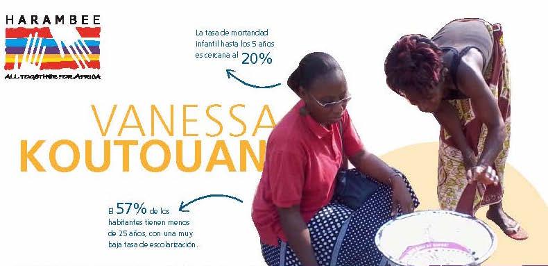 El Centro Rural Ilomba recibe el premio Harambee por su promoción de la mujer africana