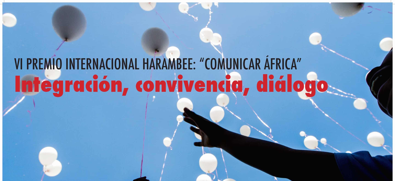 "Premio audiovisual internacional Harambee ""Comunicar África"""