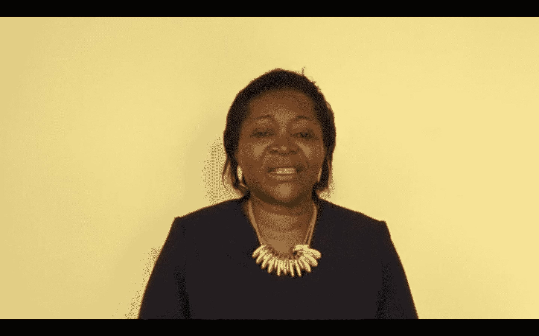 Dra Eliane Ekra, Premio Harambee 2014 a  la Promoción e Igualdad de la Mujer Africana
