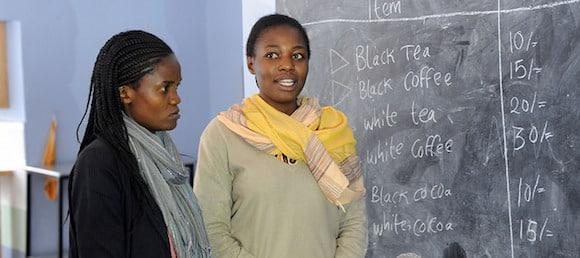 Congo – Formación del profesorado de Liziba High School
