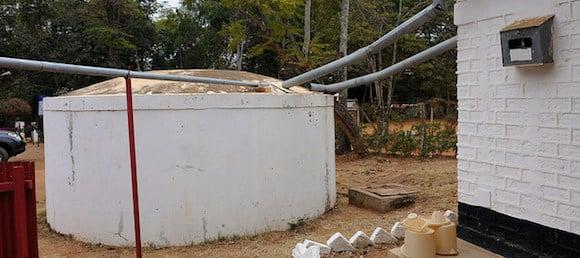 Kenia – Bombas de agua para mejorar las instalaciones del hospital