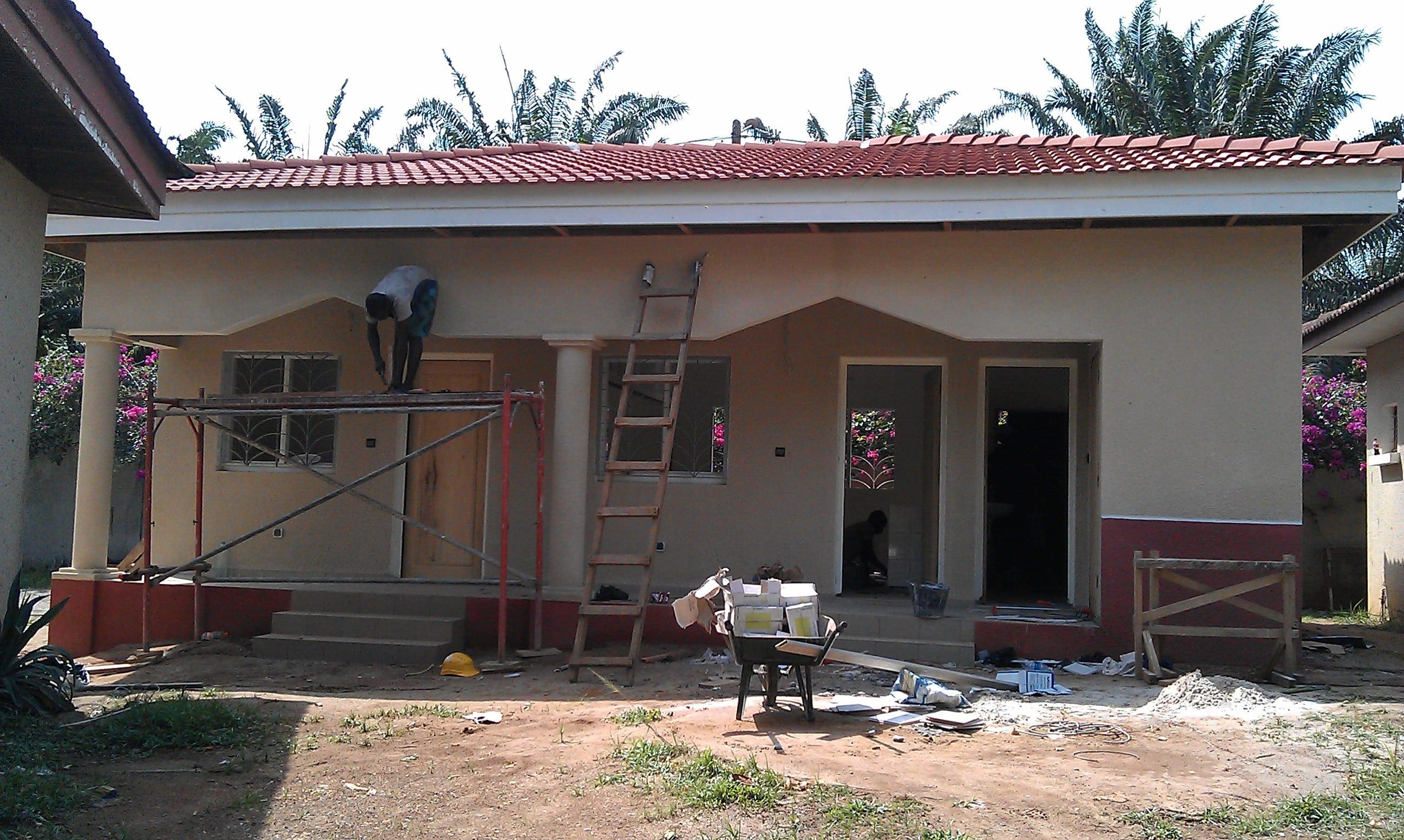 Centro rural Ilombá. Costa de Marfil