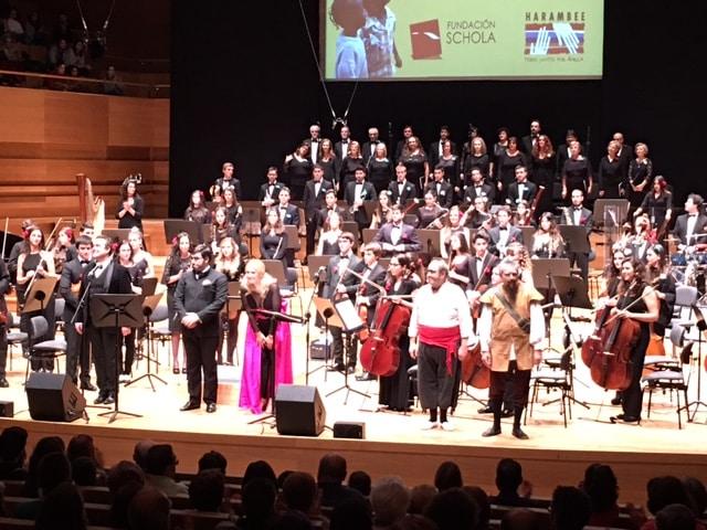 Concierto Navideño de Harambee en Valladolid