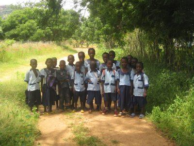 Educación Primaria e internado para niños huérfanos y vulnerables