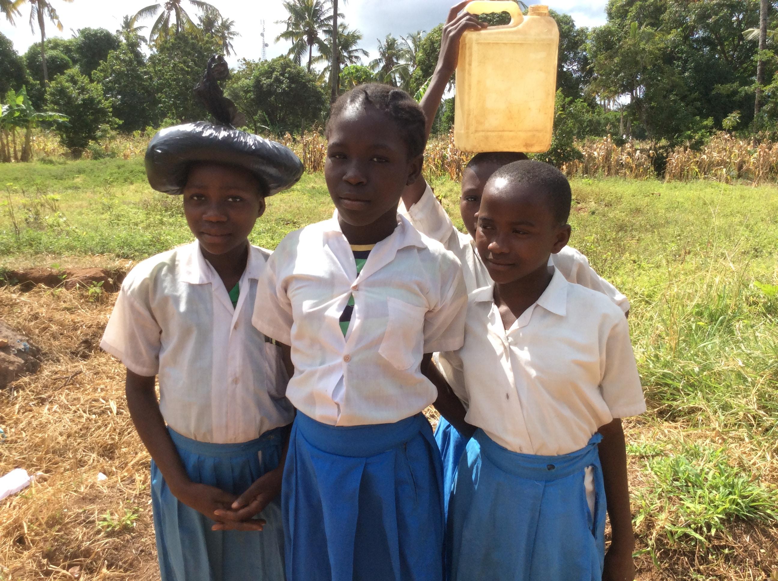 La Fundación Mainel con Harambee por la seguridad y la dignidad de jóvenes africanas