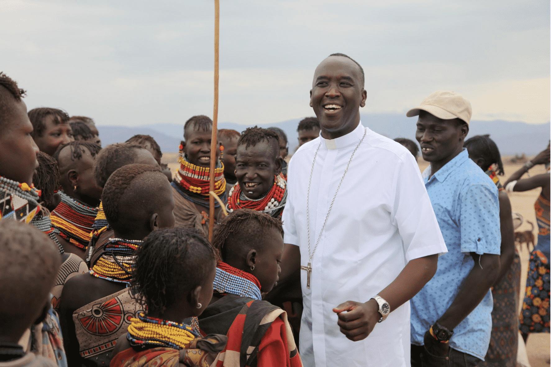 Obispo de Kenia pide no ignorar la realidad de los campos de refugiados
