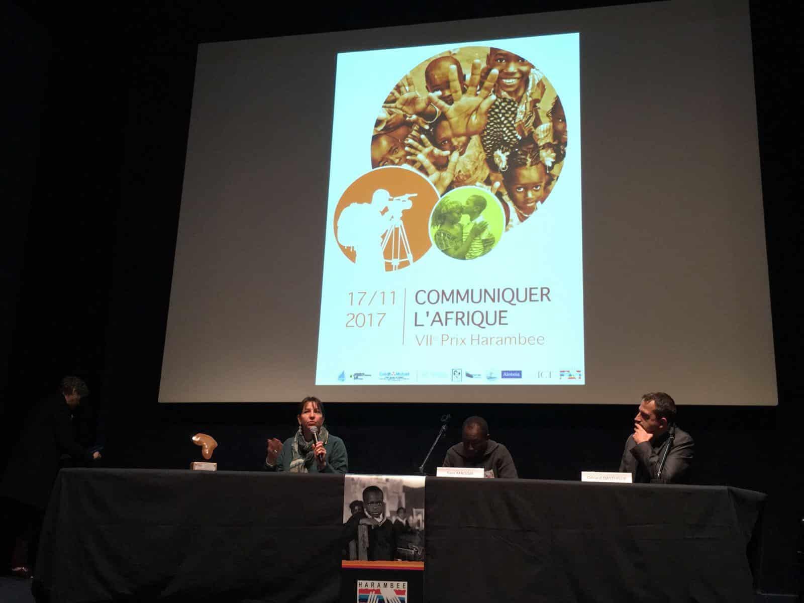 """VII Premio Harambee """"Comunicar África"""". Las razones del jurado."""