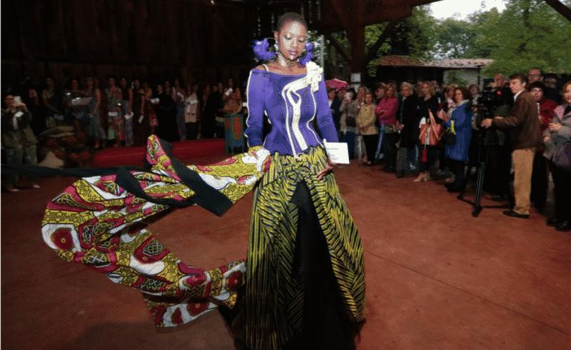 Moda de Asturias por la mujer africana