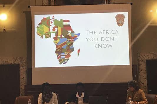 Reunión Internacional de Harambee 2018