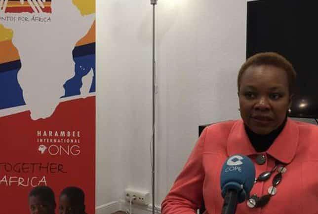 Sudáfrica: crecer como mujeres con dignidad