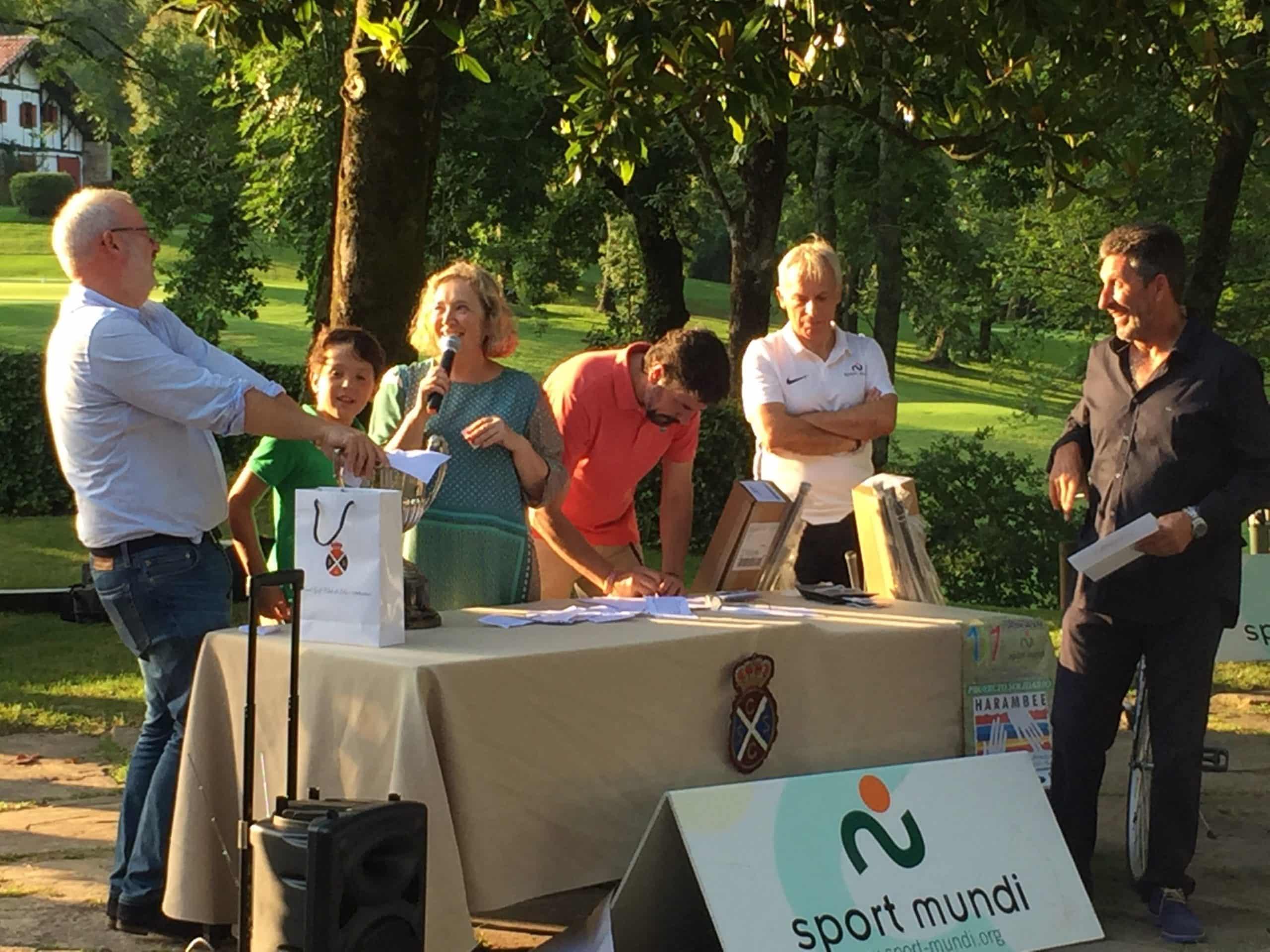 Sport Mundi organiza un torneo solidario de golf en favor de la mujer africana