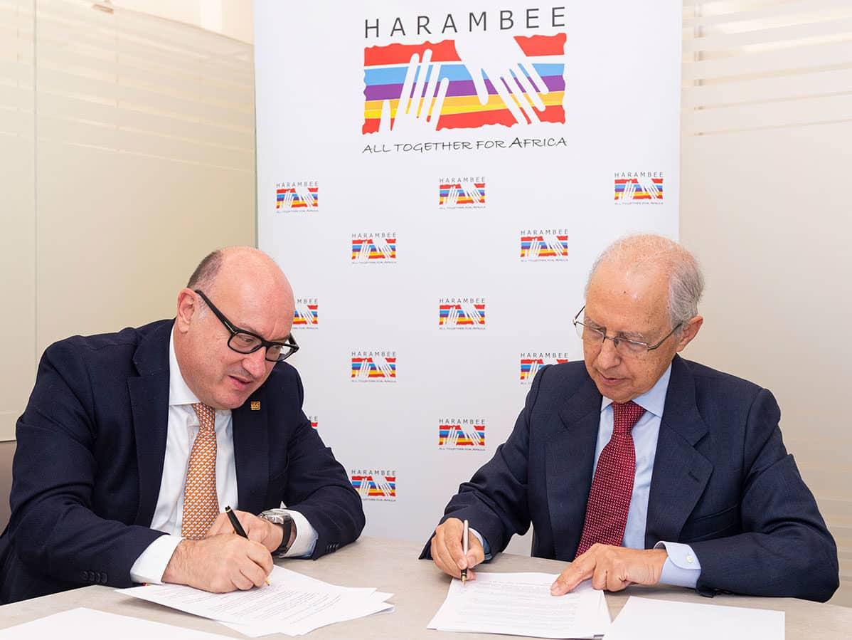 Convenio entre Harambee y la Universidad Internacional de Cataluña