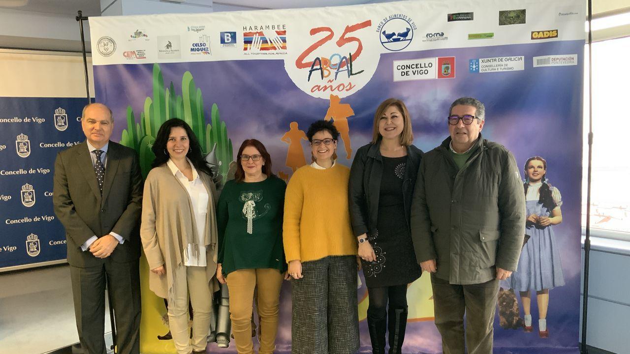 La Voz de Galicia   «El mago de Oz» llega a Vigo con fines solidarios