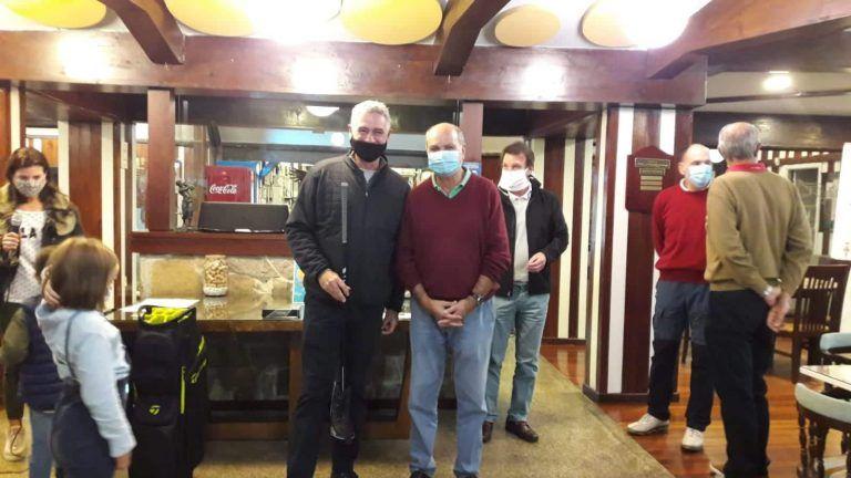 Vigo Hoy   152 golfistas participan en el III Campeonato solidario de Golf Harambee