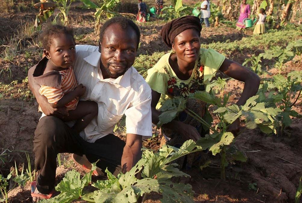 Escuelas agrarias en Kolara y Fokamezo