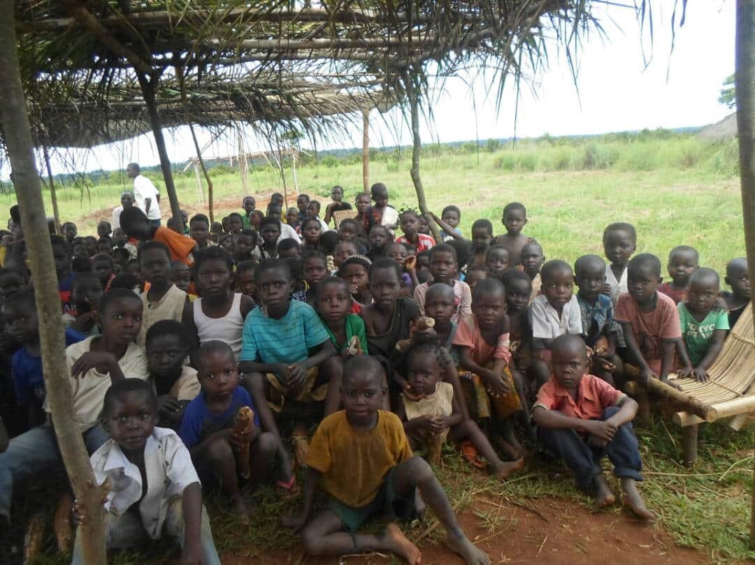 Rehabilitación de la escuela primaria de Yangala