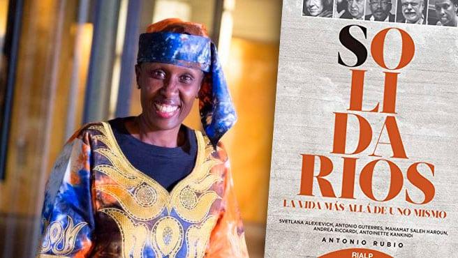"""Las Premios Harambee, protagonistas de """"Solidarios"""" el último libro de Antonio R. Rubio"""
