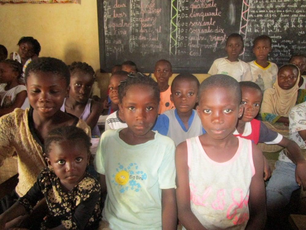 Te contamos como es la educación en África actualmente y que necesidades tienen los colegios africanos