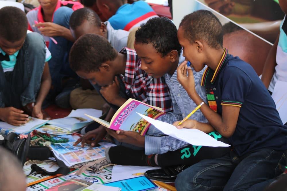 8 de septiembre: Día Internacional de la Alfabetización-Harambee-La educación es la clave del desarrollo