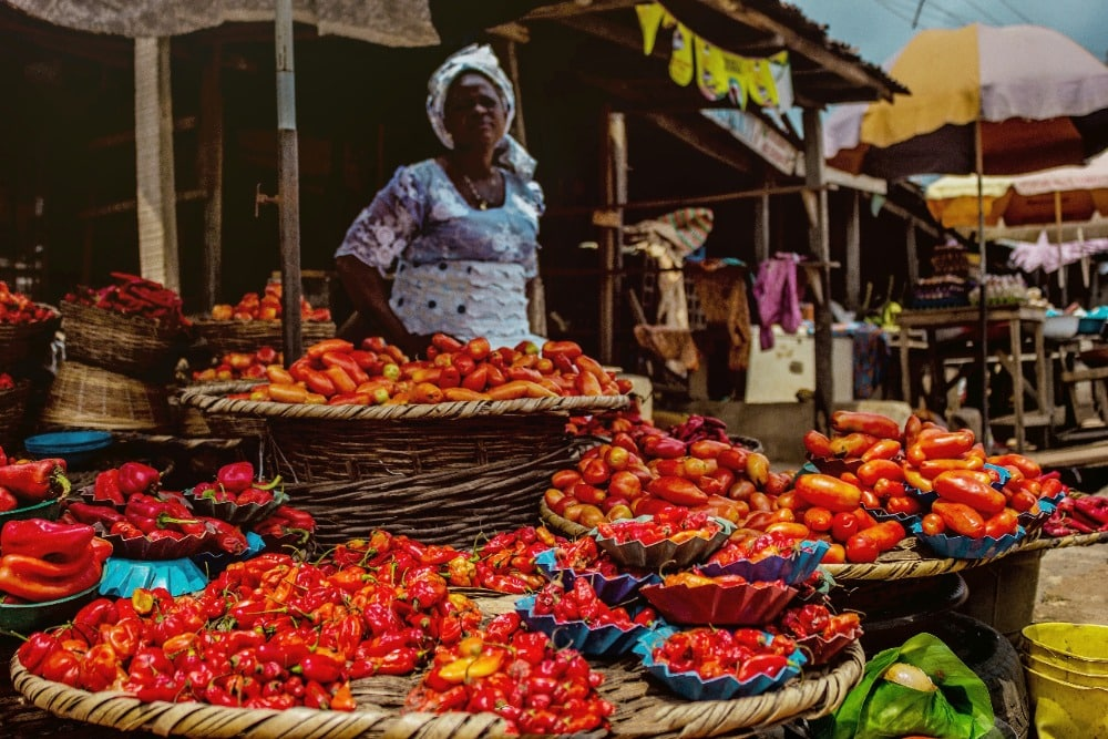 Proyecto Harambee Seguridad alimentaria
